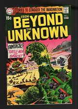 From Beyond the Unknown # 1   fine has problem top spine is all