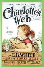 Charlotte's Web by E. B. White (2001, Paperback)