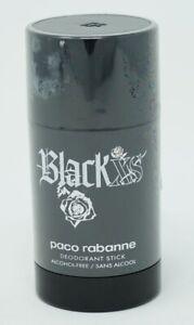 Paco Rabanne Black XS Deodorant Stick 75 ml