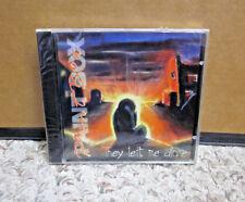 PAINTBOX rare They Left Me Alone CD Pennsylvania funk rock Philadelphia 1999