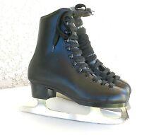 Ancienne paire de patins à Glace - RIVAL SPORT - FRANCE -Vintage-Etat neuf -t34