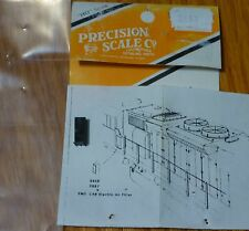 Precision Scale HO #3957 Filter Electric Air EMD Plastic Part (Diesel Loco Part)