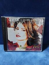 CD Shania Twain Come on Over USED