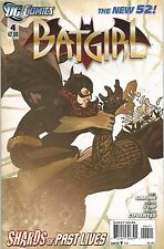 BATGIRL NEW 52 #4 (2011) Back Issue (S)