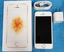 In OEM Box Apple iPhone SE 64GB  Gold (GSM Global Unlocked) .Good Cosmetics