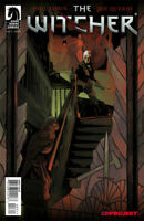 The Witcher #3  Dark Horse COMICS COVER A 1ST PRINT 1ST SERIES