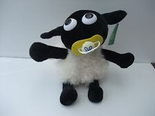 Timy Shaun the Sheep 25cm + Shaun Keycain