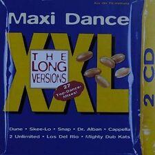 Maxi Dance XXL (1996) Dune, Skee-Lo, Snap, Dr. Alban, Los del Rio... [2 CD]