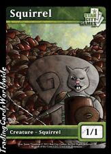 Squirrel Token // NM // Starcity Games Series 2 // engl. // Magic the Gathering