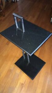 RARE Vintage Classicon Occasional Side Table Designed by Eileen Gray Made in Ger