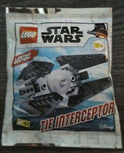 Lego Star Wars/ Tie Interceptor/ Flieger/ Limited Edition
