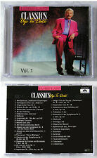 JAMES LAST Classics Up To Date Vol. 1 .. Rare Polydor Club-Edition DO-CD TOP
