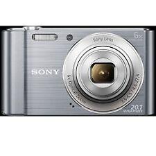 Sony Dsc-w810s plata Cyber-shot