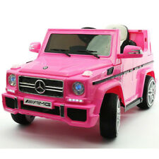2017 Mercedes G65 AMG Kids Ride On Toy Car,MP3,USB,Leather, LED, Remote Control
