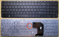 New Keyboard for HP Pavilion G7-2025 G7-2145 Laptop 699146-001