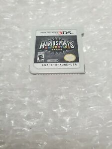 Mario Sports Superstars Nintendo 3DS *Game Cartridge Only* Tested