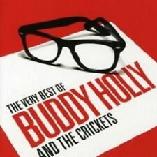 """BUDDY HOLLY & THE CRICKETS """"THE VERY BEST OF"""" 2 CD NEW+"""