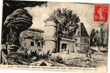 CPA Brantome-Anciennes Tours d'enceinte (233328)