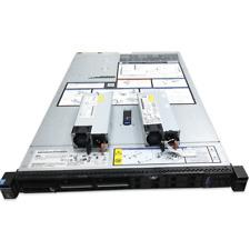 Ibm System x3550 M5 10x2.5 Sas 3 Raid 2xE5-2630v3 64Gb Dual 750W Ps