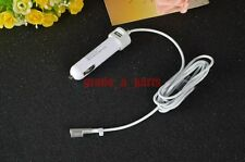 New Apple Macbook Magsafe1 A1222 18.5V 4.6A 85W DC Car Charger Adapter +USB Port