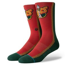 Seattle Supersonics Stance Fusion Socks NEW Men's large 9-13 NBA Throwback