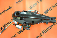 BMW 3 SERIES E92 E93 COMPLETE EXTERIOR DOOR HANDLE IN BLACK O/S RIGHT SIDE