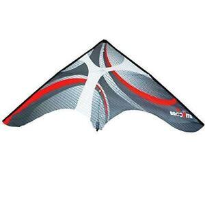 Brookite Harvey Dual Line Stunt Kite Agile Sport Kids Easy to Fly Complete Pack