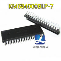 1pcs KM684000BLP-7 DIP-32 512Kx8 bit Low Power CMOS Static RAM