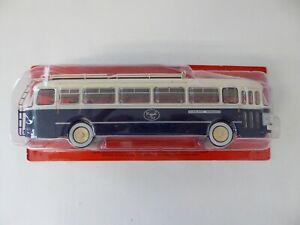 Bus SAVIEM CHAUSSON SC1 1960 - 1/43 Hachette IXO Autobus autocars du Monde 71