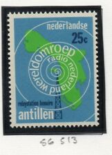 Dutch Antillen 1969 Early question fine Comme neuf charnière 25 C. 167740