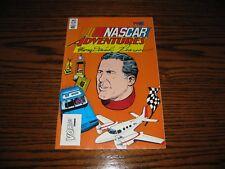 Vintage DAVID PEARSON - Nascar Comic Book!!  Rare!!  1992