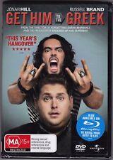 Get Him To The Greek - DVD (Brand New Sealed) Region 4