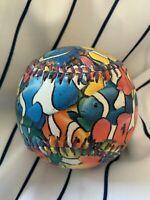 Clown Fish Aquarium Royce B McClure Souvenir baseball collectible ball Rare