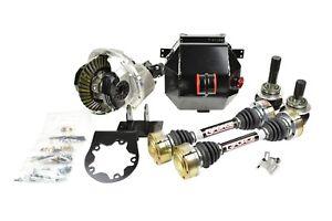"Pontiac GTO / VZ 2004-2006 Complete GForce 9"" Rear End IRS Kit Axle Built"