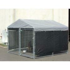 34 ft. x 57 in. windscreen/shade cloth for dog kennel outdoor cage X large big