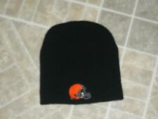 CLEVELAND BROWNS BEANIE HAT BOYS ONE SIZE