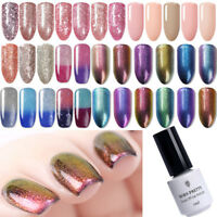 5ml Chameleon Thermal Color Change Nail Gel Polish Soak Off Manicure Born Pretty