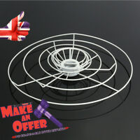 Lampshade E27 Circular Frame Ring Set Lamp Light Shade DIY Kit 11- 40 cm