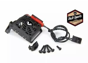 Traxxas 3456 Cooling fan 3351R and 3461 motors Requires 3458 Heat Sink To Mount