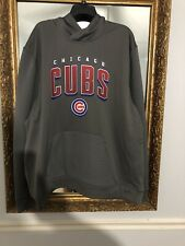 Chicago Cubs TX3 Warm Therma Performance Hoodie Jacket size Men's 3XL