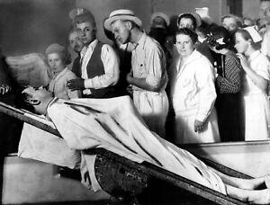 John Dillinger Dead, Mafia, vintage photo reproduction High quality 047