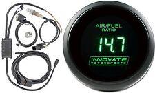 Innovate LC2 Wideband + DB 52mm Gauge Kit & O2 Sensor LC-2 (Green Display)