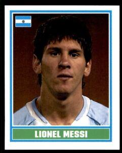 MERLIN ENGLAND 2006 – LIONEL MESSI ARGENTINA ROOKIE STICKER No. 221