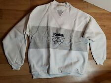 Vintage KODAK Olympic Sweatshirt XL