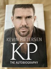 Kevin Pietersen Signed Autobiography KP Cricket England Ashes