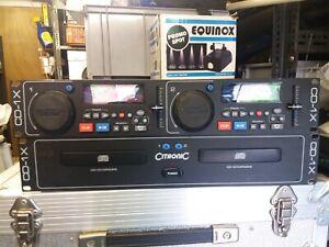 Citronic CD Player CDx1 Karaoke