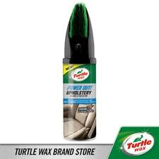 Turtle Wax Power Out Car Interior Upholstery Cleaner Stain & Odour Remover 400ml