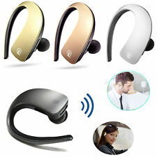 Wireless Bluetooth Headset Stereo Headphones earbuds Earpieces with Microphone