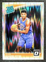 DEANDRE AYTON - 2018 Panini Rated Rookie RC REFRACTOR PHOENIX SUNS #157