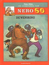 NERO 60 nr. 07 - DE WRAAK VAN NNANGA (GEKLEURDE HERUITGAVE) - Marc Sleen